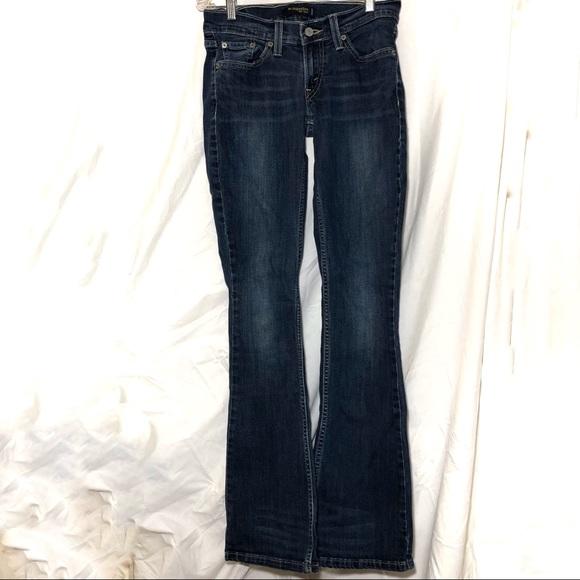 ee9a74d3c15f2 Levi's Jeans | Levis Too Super Low 524 Bootcut Size 3m | Poshmark